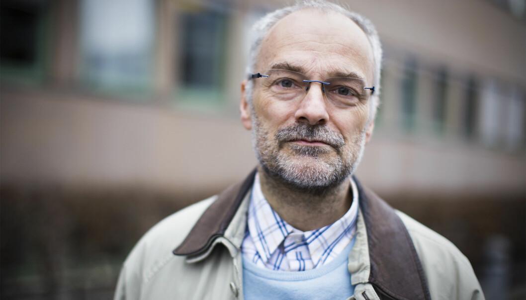 Professor i kognitiv psykologi, Rolf Reber, mener at en kritisk bruk av følelser kan hjelpe deg både før og undereksamen. Foto: Øyvind Aukrust