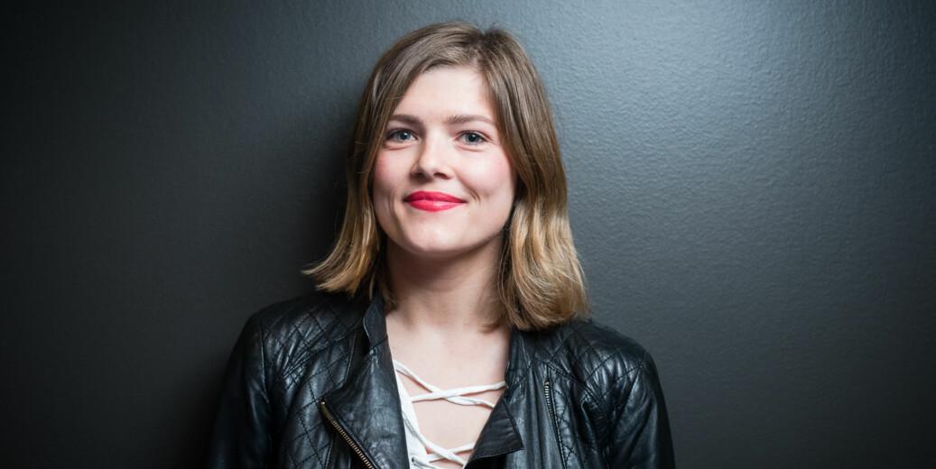 Sunniva Myrene Braaten er blant de som har trukket kandidaturene sine til Arbeidsutvalget til Norsk studentorganisasjon. Foto: Skjalg Bøhmer Vold