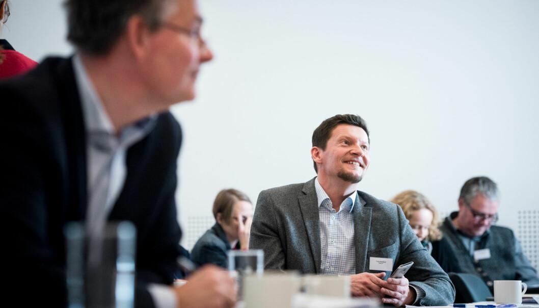 Terje Mørland er direktør i Nasjonalt organ for kvalitet i utdanningen (NOKUT). Foto: Skjalg Bøhmer Vold