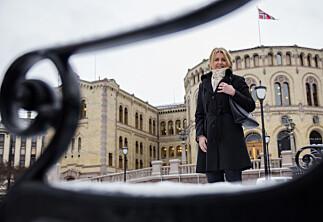 Spøker for plass på Stortinget for Vinje (H)