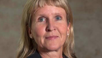 Ida Munkeby, organisasjonsdirektør på NTNU. Foto: NTNU