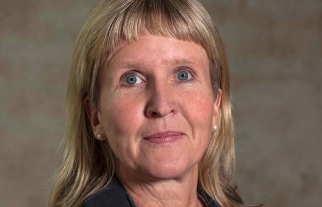 Organisasjonsdirektør Ida Munkeby ved NTNU er spent på hva som ligger i forsker-lektor-stigen. Foto: NTNU