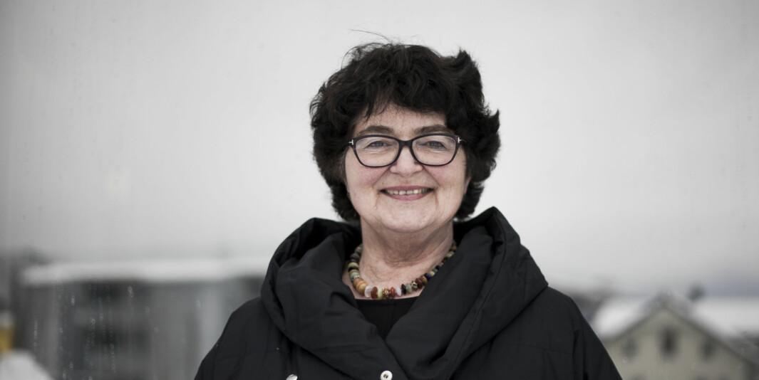 Sidsel Øiestad Grande har ansvaret for alle yrkesfaglærerutdanningene på Høgskolen i Oslo og Akershus.