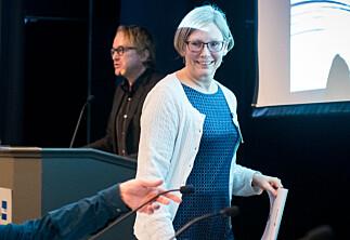 Kunnskapssenter flytta frå Oslo til Stavanger