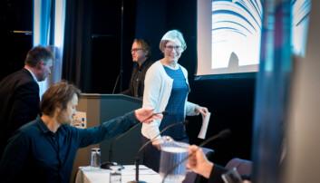 Lærerdekan ved UiS, Elaine Munthe. Foto: Skjalg Bøhmer Vold