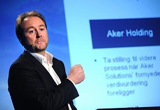 HiOA må spørre Røkke om å få bytte navn til Aker universitet
