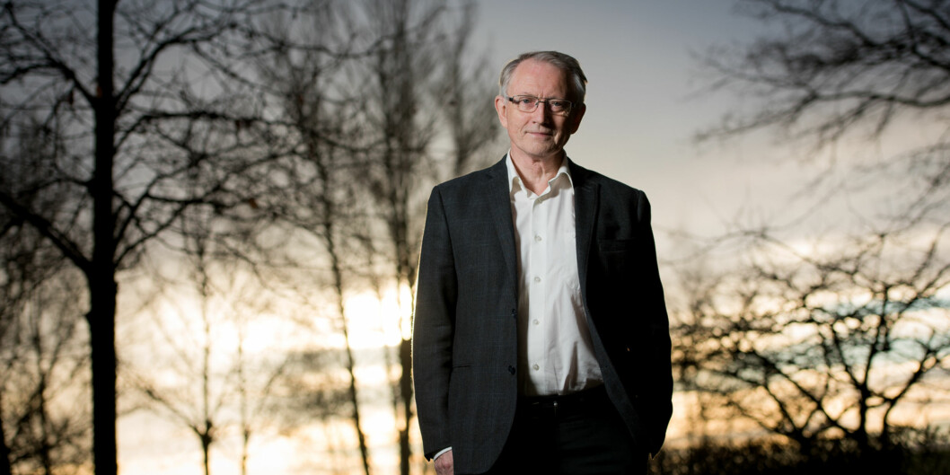 Arvid Hallén går av som forskingsdirektør etter 12 år. Kven tarover?