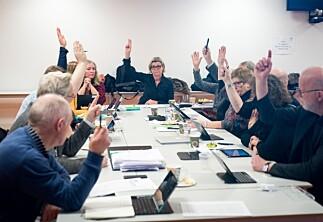 Gyldig nedlegging av fakultetsstyrer på HiOA