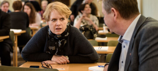 Ingen overraskelser i debatt om ansatt rektor