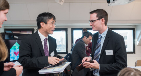 Creating connections between embassies and students