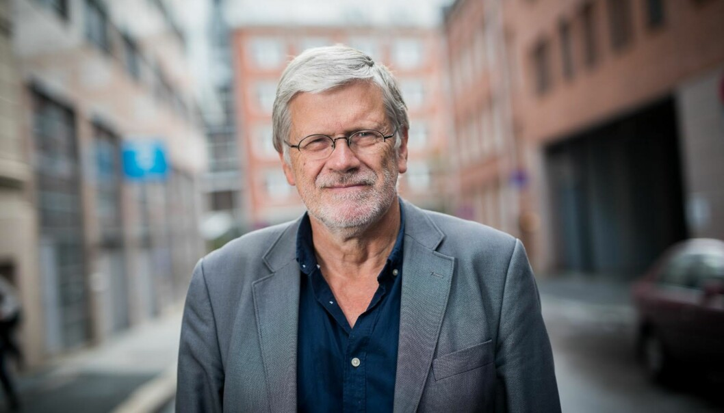 Utfordrer ledelsen på høgskolen i Oslo og Akreshus: professor Anders Breidlid foreslår at HiOA selv etablerer et eget stipend for studenter fra det globale sør, og dermed selv bøter på noen av skadevirkningene av at kvoteordningen eravviklet.