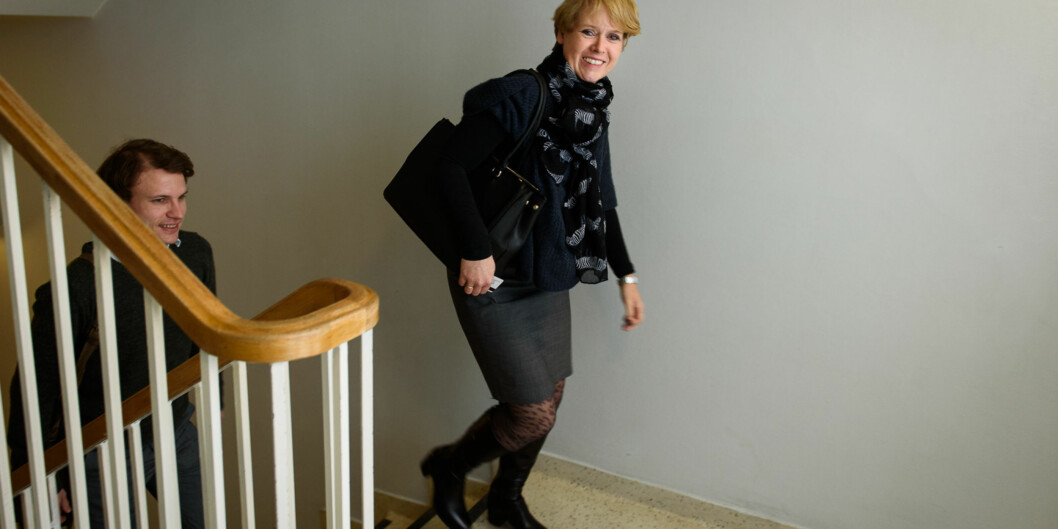 Etter valget i 2017 skal Aps Marianne Aasen gjøre andre ting enn å være stortingsrepresentant. Foto: John TrygveTollefsen Foto: John Trygve Tollefsen