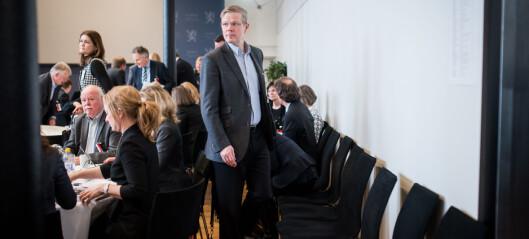 Skarheim vil bli ny departementsråd