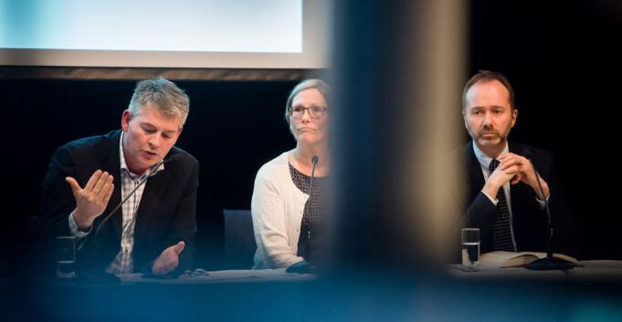 Giske og Haugstad i tett fight om lærermaster