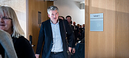 Haugstad slår fast at NMBU har ansatt rektor