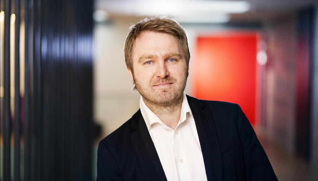 Leder i Kommunikasjonsforeningen, Nils Petter Strømmen, oppfordrer alle sine medlemmer som søker offentlige stillinger om å gjøre nettopp det - i full offentlighet og ikke hemmelighet. Foto:Kommunikasjonsforeningen