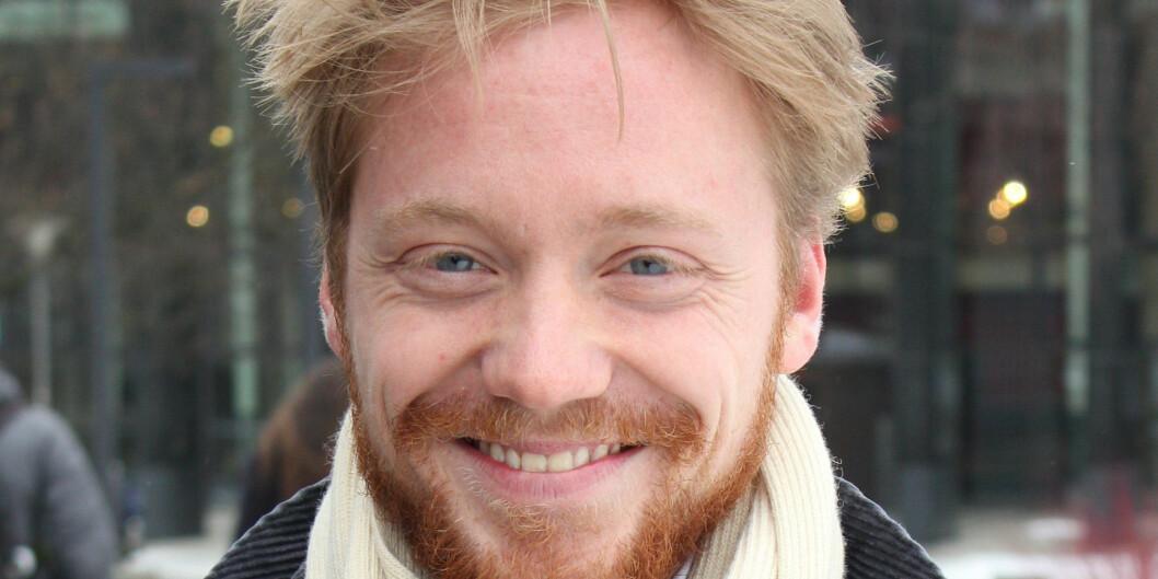Hans Christian Paulsen tar gjenvalg og vil lede Studentparlamentet ved Universitetet i Oslo det nesteåret.