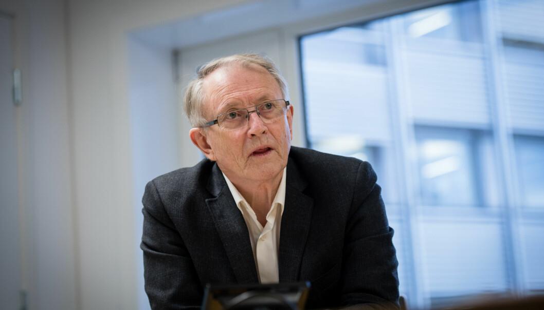 Ny rapport om de tekniske-industrielle instituttene i Norge. Både instituttene, regjeringen og Norges forskningsråd med Arvid Hallén i spissen får goderåd.