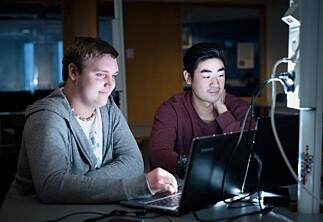 Datastudenter stryker mest