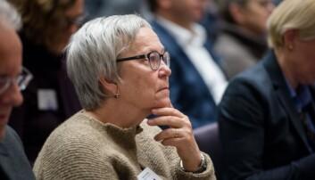 Rektor Kathrine Skretting ved Høgskolen i Innlandet. Foto: Skjalg Bøhmer Vold