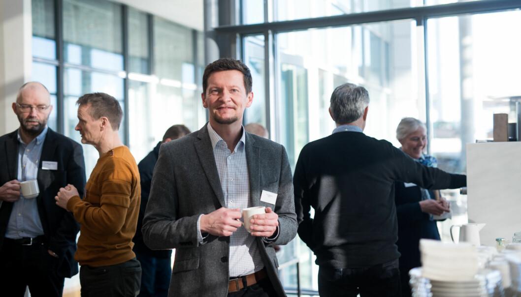 Nokut-direktør Terje Mørland er en av fem i panelet torsdag som skal diskutere hvordan man skaper gode fagmiljøer. Foto: Skjalg Bøhmer Vold