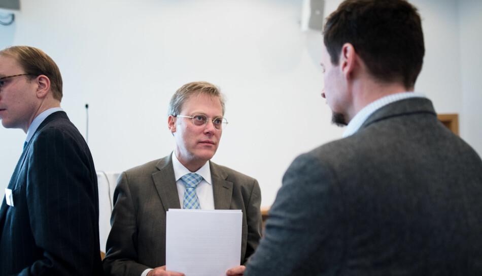 Tilsynsdirektør Øystein Lund i NOKUT kommer på styremøtet ved Nord universitet torsdag for å fortelle i klartekst at universitetet må jobbe med kvalitetskulturen. Foto: Skjalg Bøhmer Vold