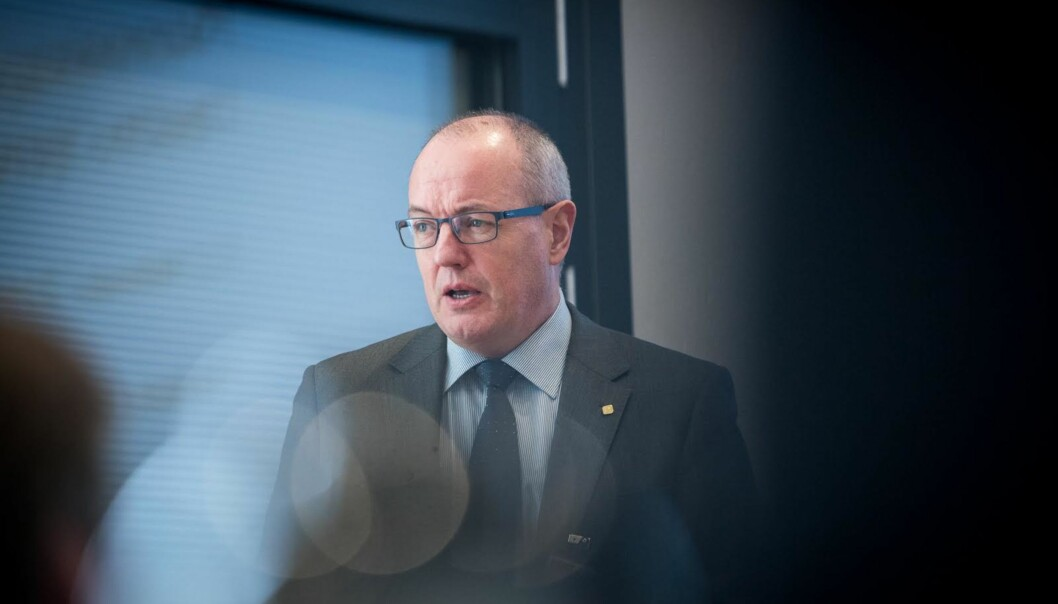 — Vi har toppkarakterer på forskning, kunnskapsoverføring og internasjonalisering, områder vi satser tungt på. Men det er alltid rom for forbedring, sier rektor Gunnar Bovim på NTNU.