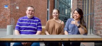 Arktiske studenter snart ferdig fusjonert