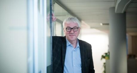 Hansen blir en av to toppdirektører på HiOA