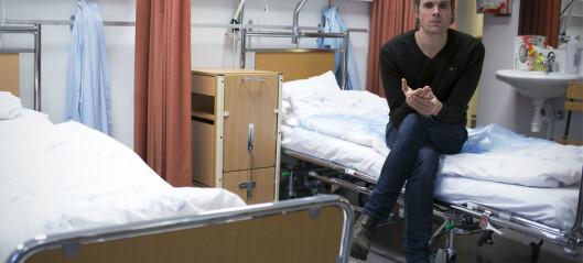 Derfor er mange på sykepleie så misfornøyde