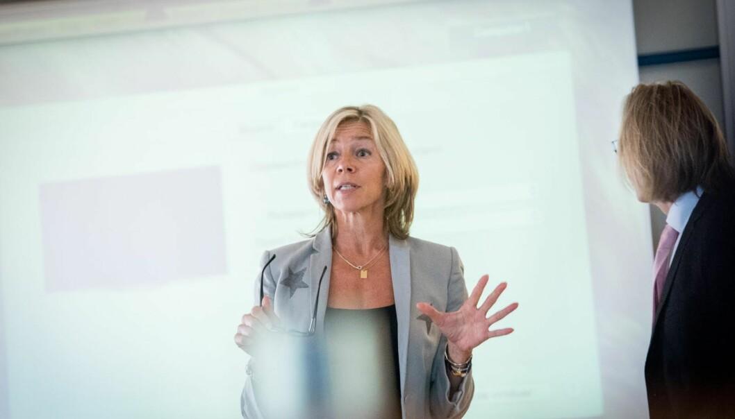 Prorektor for utdanning ved Høgskolen i Oslo og Akershus, Nina Waaler, skal bruke undersøkelsen blant høgskolens uteksaminerte masterkandidater til å forbedre og videreutvikle masterprogrammene vedHiOA.