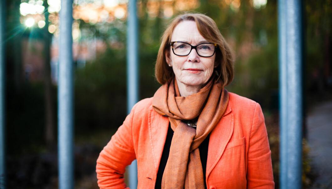 Kari Kjenndalen, rådgiver og styreleder. Foto: Wanda Nathalie Nordstrøm