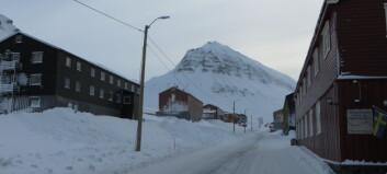 Flytter ikke studentboliger på Svalbard bort fra skredsonen