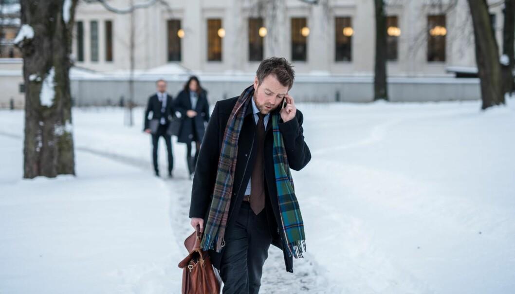 Per i dag har Høgskolen i Bergen og Universitetet i Bergen planar om eit samarbeid som lovar godt, meiner statsråd Torbjørn RøeIsaksen.