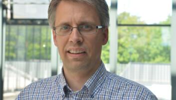 Økonomidirektør Kjetil Hellang, UiA. Foto: UiA
