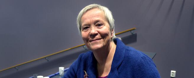 Rektor Kathrine Skretting. Foto: Maja Lindset