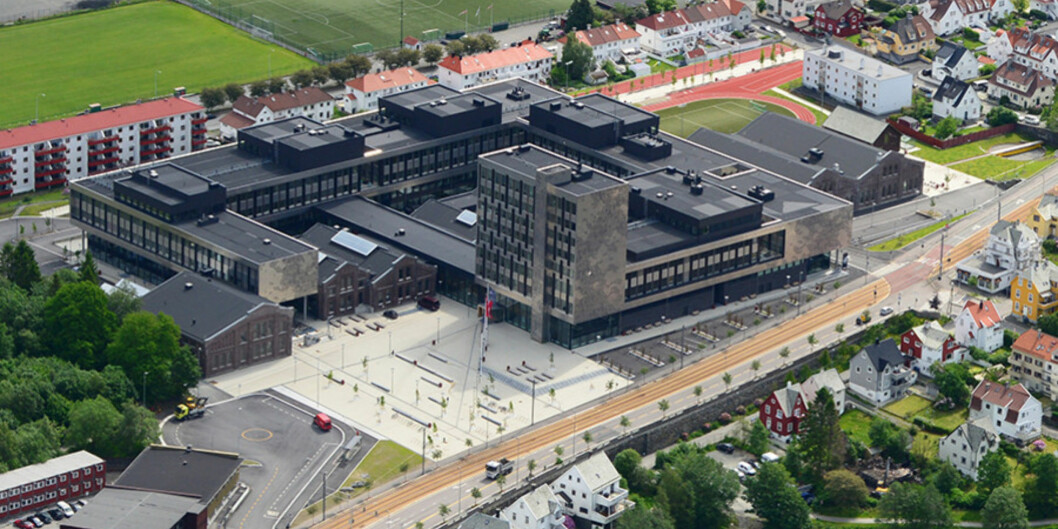 Høgskolen i Bergen blir hovedcampus for den nyfusjonerte Høgskulen på Vestlandet fra 1.januar 2017, dersom styrene sier ja til fusjon ti morgen, torsdag9.juni.