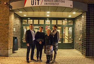 Hammervoll blir ny viserektor i Harstad
