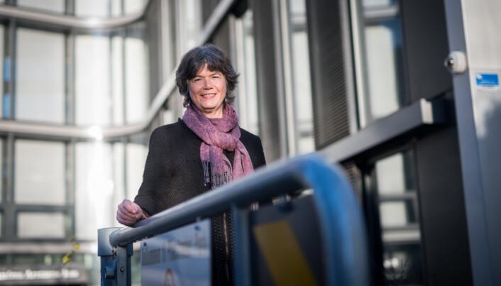 Professor Trine B. Haugen ved OsloMet.