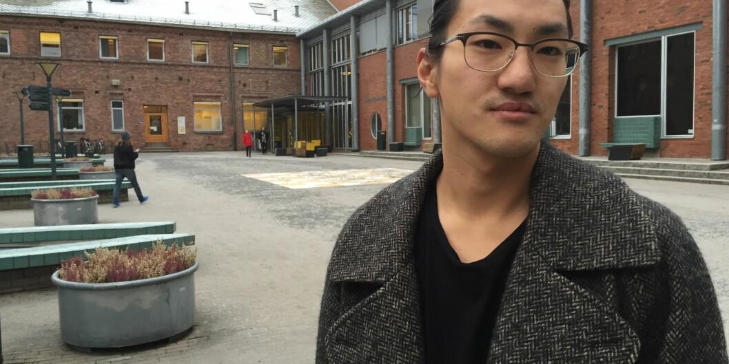 Frank Aleksander Bræin er barenhagelærerstudent og leder i Pedgogstudentene på Høgskolen i Oslo og Akershus og etterlyser bedre kvalitet påbarnehaglærerutdanningen.