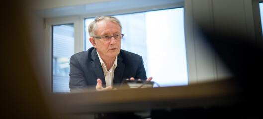 Oversikt over foreslåtte styrer ved universiteter og høgskoler: Styrelederne Hallén og Nilsen er foreslått for en ny periode
