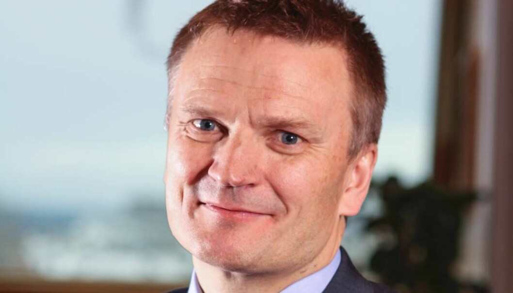 FOTO: NILS STIAN AASHEIM, NORGES BANK