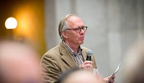Rune Nilsen, styreleder ved Universitetet i Sørøst-Norge. Foto: Skjalg Bøhmer Vold