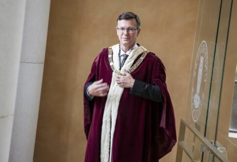 Klart for fire nye år med rektor Olsen