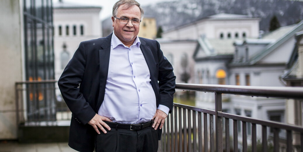 Kjell Bernstrøm er usikker på kva meir nytte dei kan få av ei eiga utredning. Foto: Ingvild Festervold Melien/På Høyden