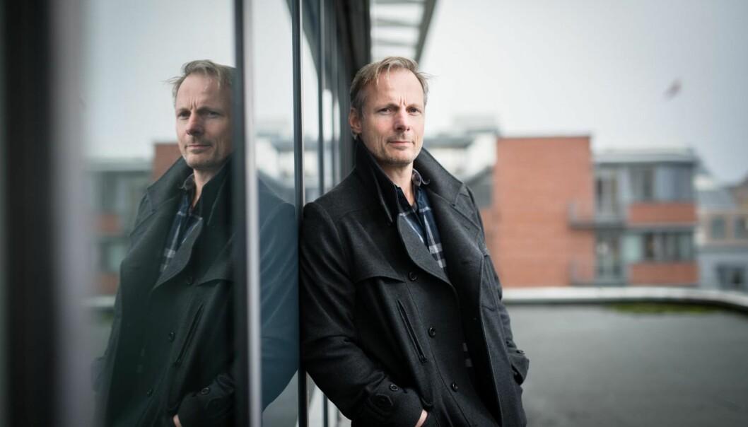 Forferdelig dårlig og lite gjennomtenkt, mener instituttleder Steen Steensen om forslaget om å flytte journalistutdanningen fra Oslo sentrum til den nye campusLillestrøm.