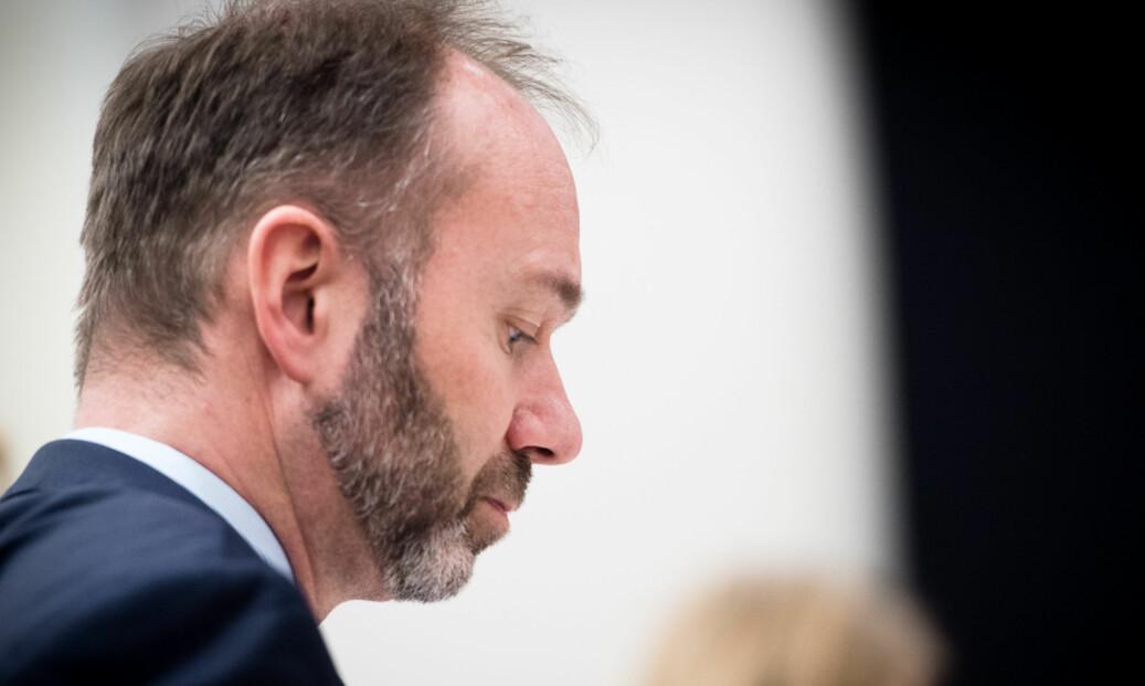 Trond Giske trekker seg som nestleder Arbeiderpartiet etter #metoo-anklager og påstander om ubehagelig oppførsel.