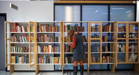 New Public Management og læreboka i høyere utdanning