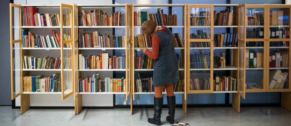 Det finnes gode alternativer til Open Access, som feilaktig og altfor ofte blir omtalt som fri adgang, skriver Eirik Romstad. Foto: Skjalg Bøhmer Vold