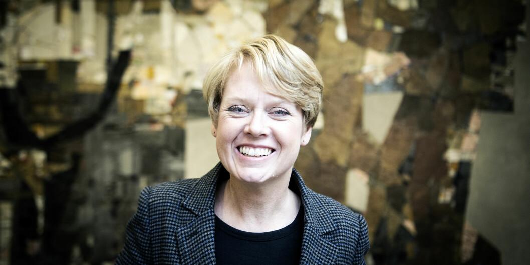 Arbeiderpartiets Marianne Aasen trekker fram flere studieplasser som et viktig tiltak for å få til nødvendig omstilling etter nedgangen i oljerelatertindustri. Foto: Cicilie S. Andersen